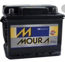 Bateria 40 amperes R $ 80,00