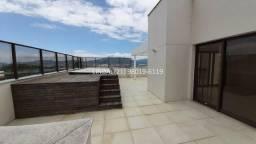 Promoção: Cobertura no Ilha Pura, 3 quartos, 280m, 3vgs, com piscina e sauna