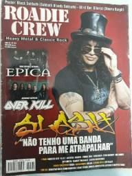 Revista Roadie Crew ano 2012, N° 161