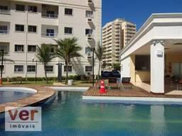 Apartamento à venda, 64 m² por R$ 270.000,00 - Cambeba - Fortaleza/CE
