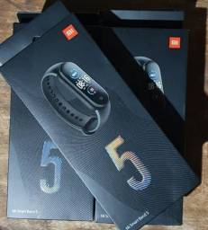 Smartwatch Xiaomi Mi Band 5 Relógio - Original CN