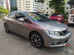 HONDA CIVIC LXR 2.0 FLEX ONE 2016 AUTOMÁTICO EXTRA!!!!!!!