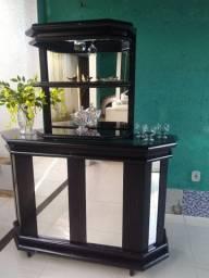 Barzinho de ferro preto