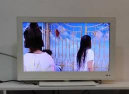 TV PHILCO 24 HD BRANCA CONVERSOR DIGITAL
