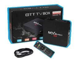 SMART BOX MXQ PRO 5G - entregamos hoje