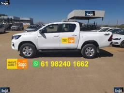 Toyota Hilux 4x4 SR Diesel AUT. Cabine Dupla Promoção Produtor Rural 2021