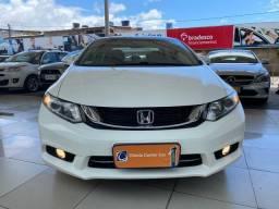 Honda Civic LXR 2016 Financio - troco - Aceito cartão