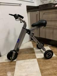 Triciclo Elétrico Portatil ( Portable Eletric Bike)