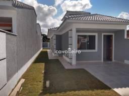 Casa com 2 Quartos e Área Gourmet por R$ 330.000 - Itaipuaçu - Maricá/RJ