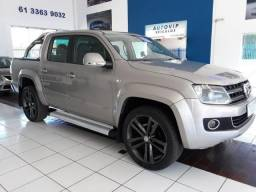 Volkswagen Amarok 2.0 Highline Extreme 4x4 Cd Turbo Diesel 2011