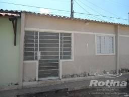 Casa para aluguel, 2 quartos, Martins - Uberlândia/MG