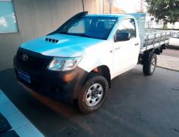 Toyota Hilux Cabine Simples 3.0 2P