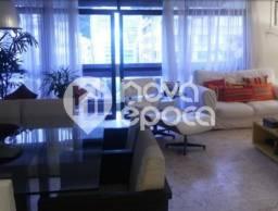 Apartamento à venda com 4 dormitórios em Copacabana, Rio de janeiro cod:CO4AP3174