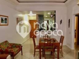 Apartamento à venda com 2 dormitórios em Copacabana, Rio de janeiro cod:CO2AP45665