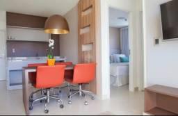 Loft à venda com 1 dormitórios em Areal (águas claras), Brasília cod:BR1OU8577
