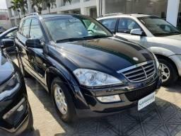 Ent. 50% + 48x 790,00 - Kyron Diesel 4x4 2012 - Motor Mercedes