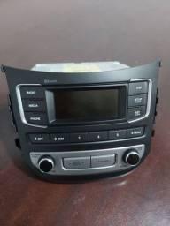 Rádio original hb20 2017 serve em todos
