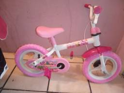 Bicicleta infantil de 2-4 anos