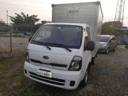 Kia bongo k-2500 diesel 2014 baú
