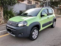 Fiat Uno Way 1.4 Completo Impecável