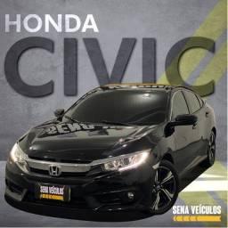 Honda Civic EXL CvT AT 2017