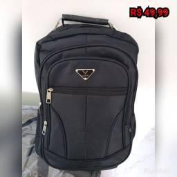 Super Promoção de Bolsa Mochila Notebook Masculina Super Resistente