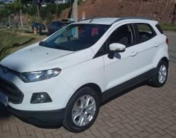 Ford Ecosport 2.0 16v Titanium Flex Powershift 2014 Branco