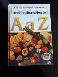 Livro Medicina Alternativa