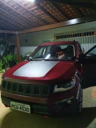 Carro em estado 0. Compass Thailhawk 2.0 Diesel 2016/2017