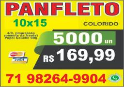5.000 Panfletos 169,99