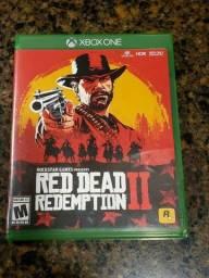 Red Dead Redemption II Xbon One / somente venda