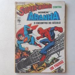 Superman x Homem Aranha ( encontro do século)