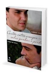 Livro usado - Cartas Entre Amigos. (Padre Fabio de Melo/Gabriel Chalita)