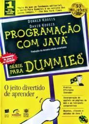 Programação com Java- Série para Dummies- Campus / Elsevier