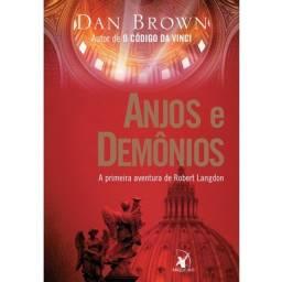 Livro usado - Anjos e demônios (Robert Langdon)