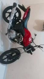 Moto Fan  150cc 2010