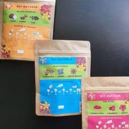Kits para Drinks Gin Tônica Natugin Varejo e Atacado