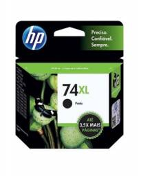 Cartucho HP 74 XL