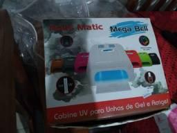 Cabine UV para Unhas de Gel e Acregel
