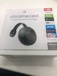Chromecast novíssimo!