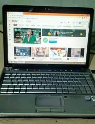Notebook HP Dual 4gb Mem 300hd Pronto