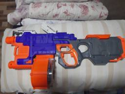 Arminha de brinquedo nerf