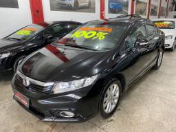HONDA CIVIC LXR 2014 FINANCIA 100%
