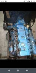 Motor Continental TMD27, Diesel