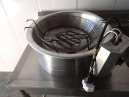 Fritadeira elétrica 7 litros tedesco