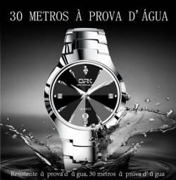 Relógio Masculino OPK à prova d'água