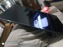 TV LG lançamento top de linha com defeito tela