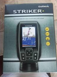 Sonar Garmin striker 4 - tela de 3,5