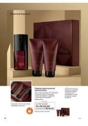 Kit presente barbear Essencial Supreme