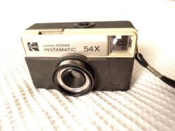 Máquina fotográfica câmera antiga